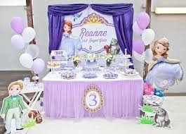 sofia the birthday ideas news 5 amazing themed dessert tables for your kids birthday