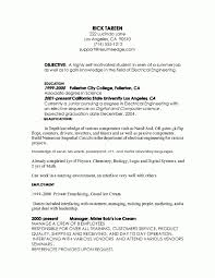 Sample Internship Resume by Sample Internship Resume For College Students Best Resume Collection