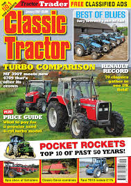 back issues 2017 classic tractor magazine