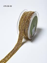 where to buy ribbon 5 8 inch gold glitter elastic ribbon buy ribbons online