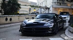 black dodge viper dodge viper srt 10 roadster black mamba edition 13 may 2017