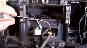 2001 dodge dakota soldering a ground wire youtube