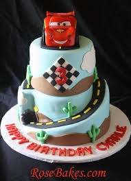 lightning mcqueen cakes behance