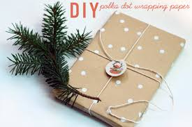 fancy wrapping paper diy polka dot wrapping paper squirrelly minds