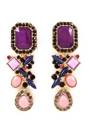 statement earrings style obsession statement earrings the fashion tag