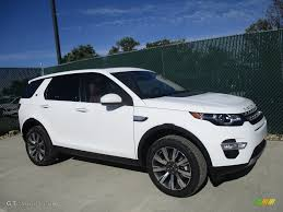 land rover discovery hse 2017 2017 fuji white land rover discovery sport hse luxury 116021068