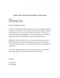 Rent Increase Letter Ma 20 unique rent increase agreement letter sle images complete