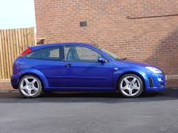 2003 ford focus rs partsopen