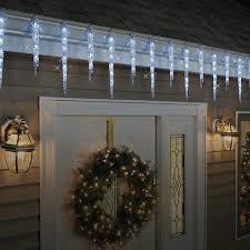 icicle christmas lights ge twinkling led icicle decorative lights 19