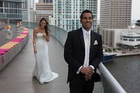 weddings in miami featured on style me pretty cbs4 wedding at the viceroy hotel