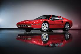 80s ferrari this stunning collection of ferraris is going up for auction