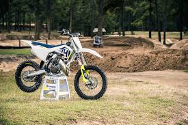 first look 2008 four stroke husqvarna motocross and enduro range