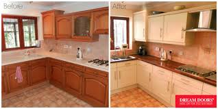 Before And After Kitchen Makeovers Dream Doors Wolverhampton Kitchen Makeover Https Www