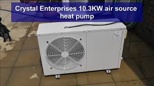 review swimming pool heat pump 10 3 kw crystalclear