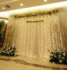 wedding backdrop china china white led light backdrop and pipe and drap for wedding