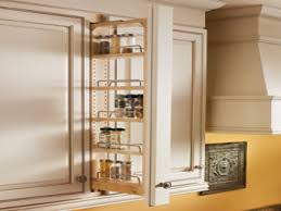 Under Cabinet Shelving by Pull Out Spice Racks For Kitchen Cabinets Under Cabinet