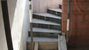 treppe betonieren jome home bau juli 2012