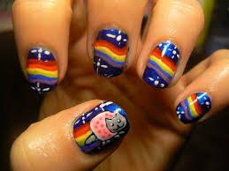 nail art style patrick star enough said 45 funniest nail memes to