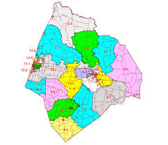 Map Of Election Results by Edgecombe County Board Of Elections