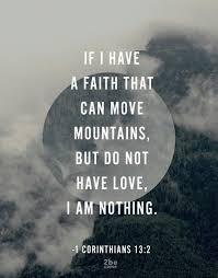 1 corinthians 13 2 oceans deep faith stand