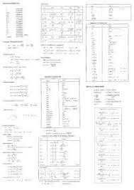 dispense analisi 1 formule e formulari di analisi matematica i ingegneria docsity