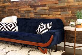 interior u0026 decoration charming navy sofa with large couch pillows