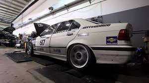 bmw 96 328i 1996 bmw 328i spec e36 racer dyno run