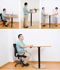 Standing Desk Laptop by Height Adjustable Standing Laptop Stand Desk With Wheels Buy