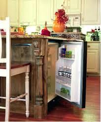 kitchen island with refrigerator fabulous kitchen island with refrigerator this islands