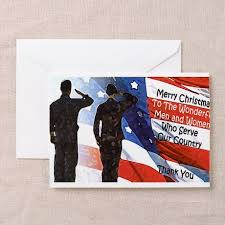 send a christmas card to a soldier