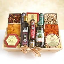sausage and cheese gift baskets something for everyone gourmet meat and cheese gift basket