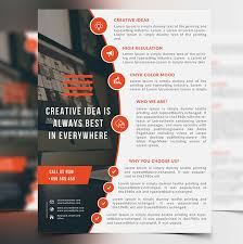 design flyer graphic design flyer ideas 25 professional corporate flyer
