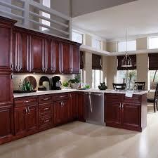 kitchen amazing l shaped modern kitchen with oak wood cabinet
