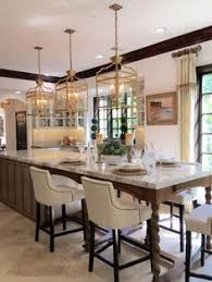 Kitchen Island Seating Ideas Elegante Kitchens Pinterest Kitchens House And Kitchen Design