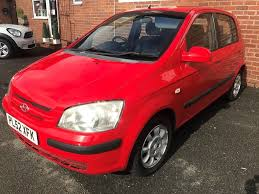 superb value 2002 52 automatic hyundai getz 1 6 cdx low insurance