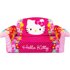 Hello Kitty Halloween Fabric by Marshmallow Furniture Flip Open Sofa Hello Kitty Walmart Com