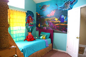 nemo dory the little mermaid bedroom happily ever after home