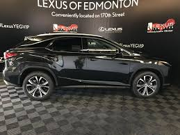 lexus rx 350 new used 2017 lexus rx 350 4 door sport utility in edmonton ab l13266