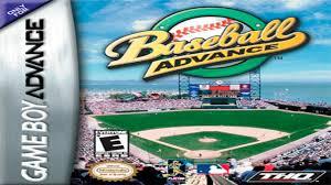 baseball advance gba english youtube
