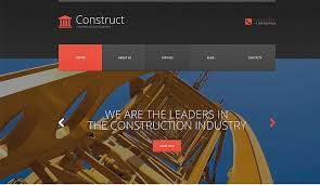 top 20 bestselling construction and architecture wordpress themes