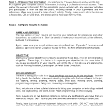 guidelines for what to include in a resume resume format for teacherse without exles cosy exceptional