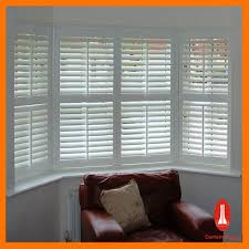 curtain times wooden shutters and blinds office home window