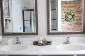 Large Bathroom Vanity Mirror by Bathroom Cabinets Wood Framed Bathroom Mirror White Bathroom