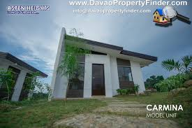 carmina house and lot package aspen heights davao property finder