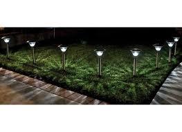 Best Path Lights by High Lumen Solar Yard Lights 12x Solar Path Lights Best Outdoor