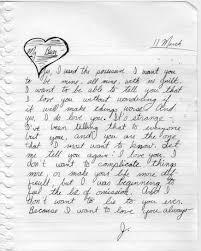 cute love letters for boyfriend lase