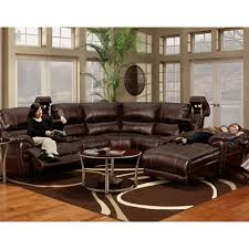 presley cocoa reclining sofa presley faux leather collection