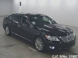 used car lexus ls 460 2010 lexus ls 460 black for sale stock no 31957 japanese used