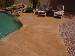 Stamped Concrete Patio Maintenance Concrete Patios Concreteideas