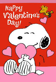 snoopy valentines day happy s day from the peanuts win a peanuts